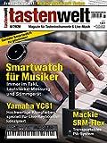 Smartwatch für Musiker und Yamaha YC61 im Test in der tastenwelt