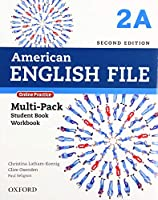 American English File: Level 2: A Multi-Pack