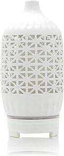 Smart Tuya - Difusor de aceite esencial WiFi compatible con Alexa y Google Home Ceramic 120 ml difusor de aromaterapia y h...