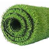 RUIXFFT - Alfombrilla de césped portátil para entrenamiento de golf, césped artificial de alta calidad, para césped y césped artificial, 2 x 6 m