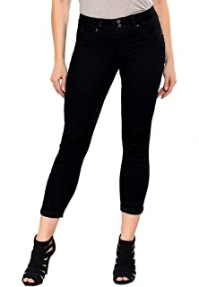 Royalty Ankle Jeans Black