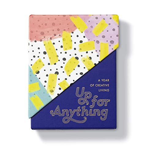 Up for Anything: A Year of Creative Living — 52 Imaginative Activity Cards