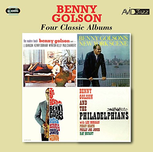 Four Classic Albums (The Modern Touch / Benny Golson's New York Scene...