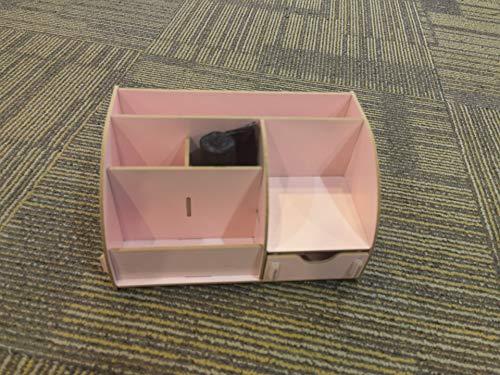 Lesfit Organizador de escritorio de madera para oficina