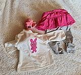 NURVACO Bonito traje para 55 cm o también para muñecas Reborn.
