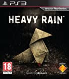 Sony Heavy Rain Essentials PlayStation 3 Alemán vídeo - Juego (PlayStation 3, Acción / Aventura, Alemán, Quantic Dream, 26/02/2010, Sony Computer Entertainment)