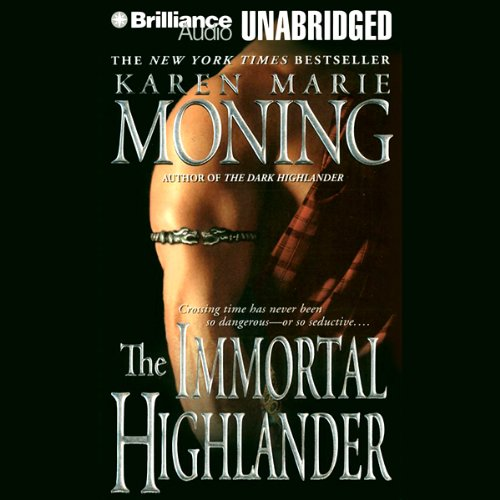 The Immortal Highlander cover art