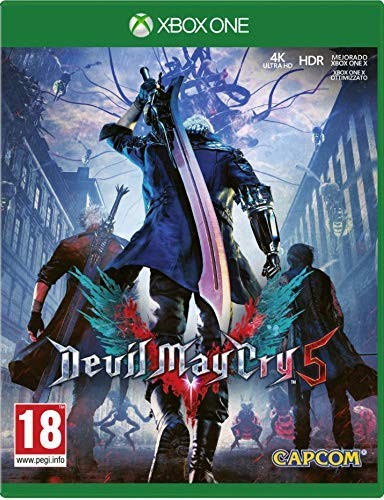 Devil May Cry 5 Lenticular Edition (Edición Exclusiva Amazon ...