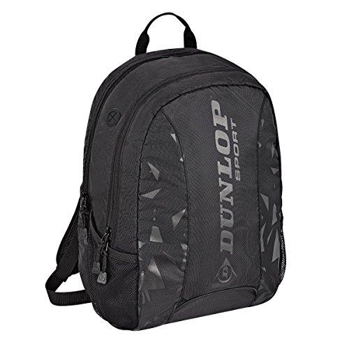 Dunlop Revolution NT Backpack Rucksack, Schwarz, 68 x 40 x 20 cm