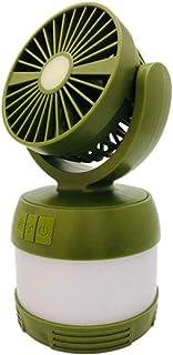 クアトロランタン ランタン LEDライト 手元灯 サーキュレーター モバイルバッテリー 扇風機 アウトドア 防災