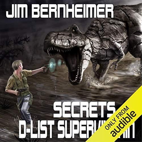 Secrets of a D-List Supervillain Titelbild