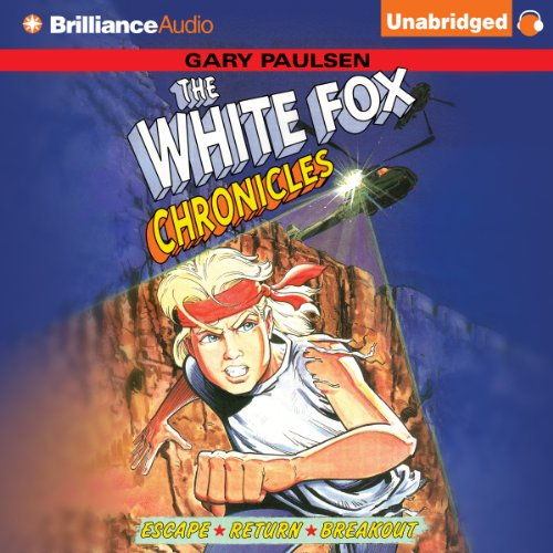 The White Fox Chronicles audiobook cover art