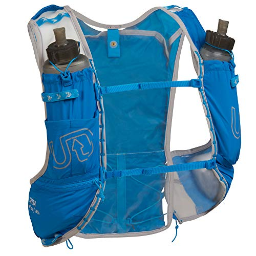 Ultimate Direction Mens Ultra Vest Signature Series 5.0 for Trail Running, Signature Blue, Large