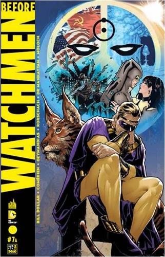 Before Watchmen, N° 7 :