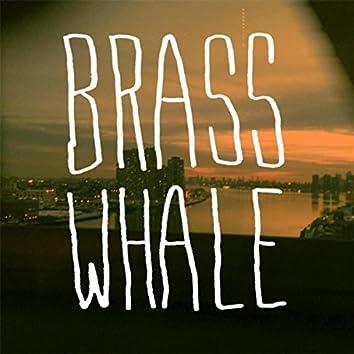 Brass Whale