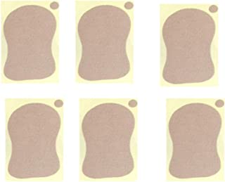 SUPVOX Underarm Sweat Pads Absorption Stickers Antiperspirant Patches Unisex Foot Deodorant Pad 6pcs