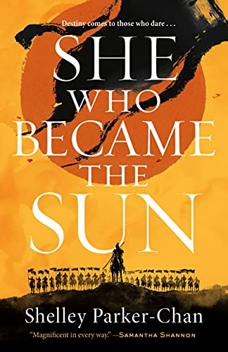 She Who Became the Sun
