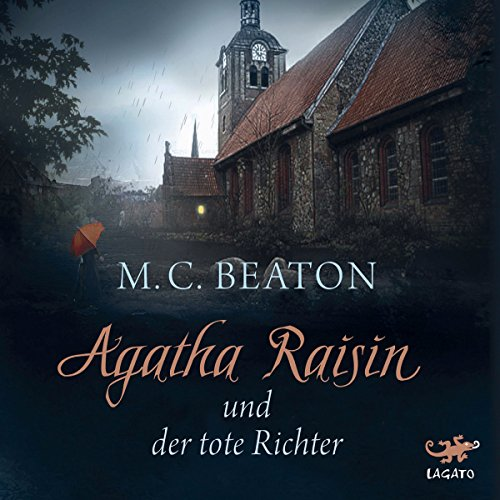 Agatha Raisin und der tote Richter cover art