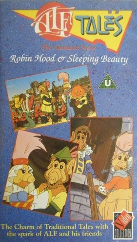 ALF Tales - Robin Hood And Sleeping Beauty