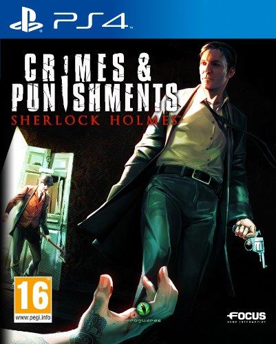 Sherlock Holmes: Crimes & Punishments (PS4) (PEGI)