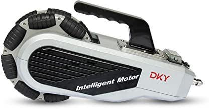 DKY Electric Motorized Wheelchair Travel Power Assist System High Torque Motor with Omini Wheels for Any Manual Wheelchairs