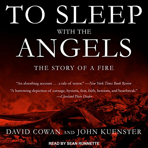 To Sleep with the Angels audiobook cover art