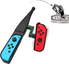Fishing Rod for Nintendo Switch Legendary Fishing, Fishing Game Kit for Nintendo Switch Bass Pro Shops - The Strike Championship Edition and Legendary Fishing - Nintendo Switch Standard Edition