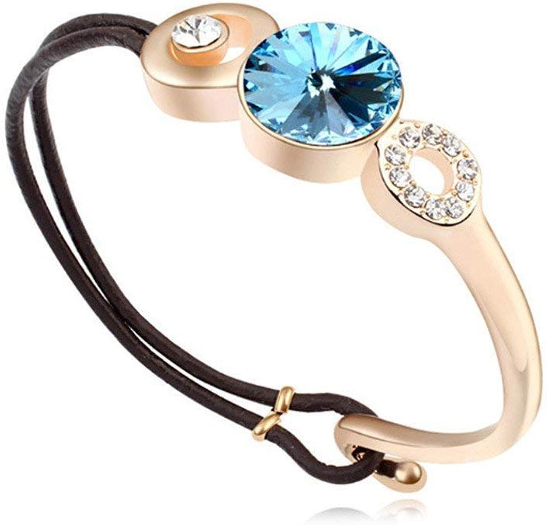 Zicue Stylish Charming Bracelet Exquisite Ornaments Bracelet jewelry green bracelets Female
