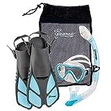 Seavenger Diving Dry Top Snorkel...