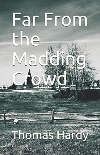 Far From the Madding Crowd: is the story of Bathsheba Everdene, a young woman who attracts the fancy of three very different men: steady, reliable Gabriel Oak, a shepherd