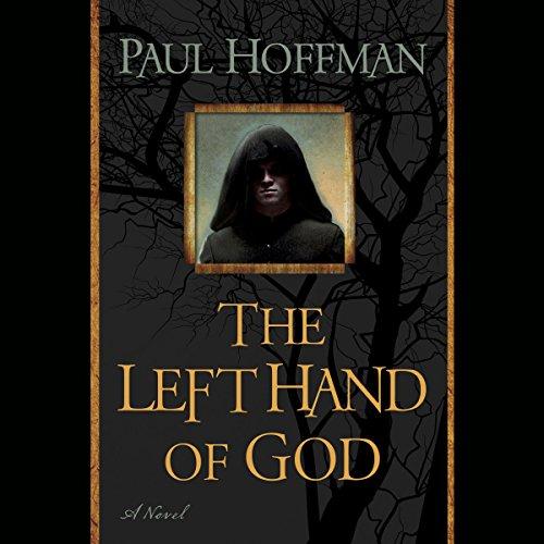 The Left Hand of God audiobook cover art