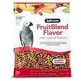 ZuPreem - Alimento para Aves FruitBlend | Pienso Loros - 1,6 kg