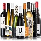 GEILE WEINE Weinpaket WEIHNACHTEN (9 x 0,75) Rotwein, Weißwein und Prickelndes zu Heiligabend