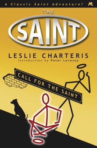 Call for the Saint (English Edition)