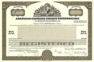 American Express Credit Corporation