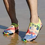 Decdeal Men Women Water Shoes Sports Quick Dry Barefoot for Swim Diving Surfing Aqua Pool Beach Walking Yoga Exercise Shoes