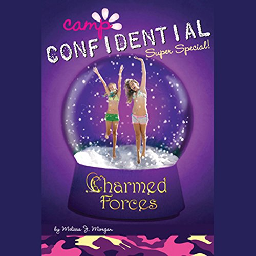 Charmed Forces audiobook cover art