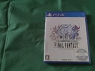 PS4 ワールド オブ ファイナルファンタジー WORLD OF FINAL FANTASY WoFF 未開封
