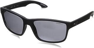 نظارة شمسية انسو مستطيلة من اونيل - لون ابيض لامع - 100p