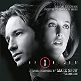 The X-Files Vol #1 Limited Edition Reissue-4 CD SET: Original Soundtrack Recordings