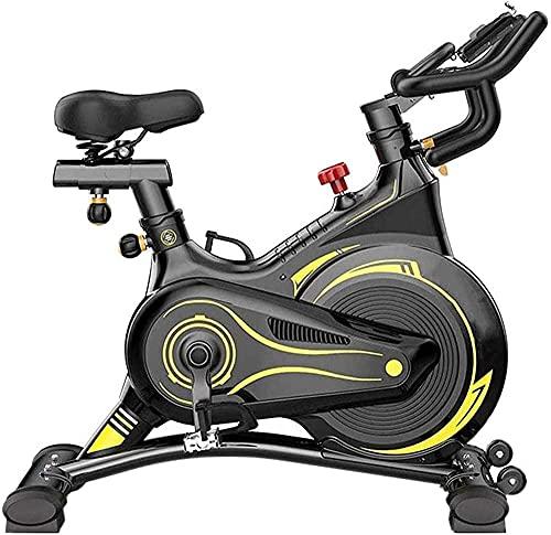Manta Profesional Plegable para Bicicleta estática con Equipo de Fitness de bajo Ruido para Ejercicio para Entrenamiento de Brazos y piernas