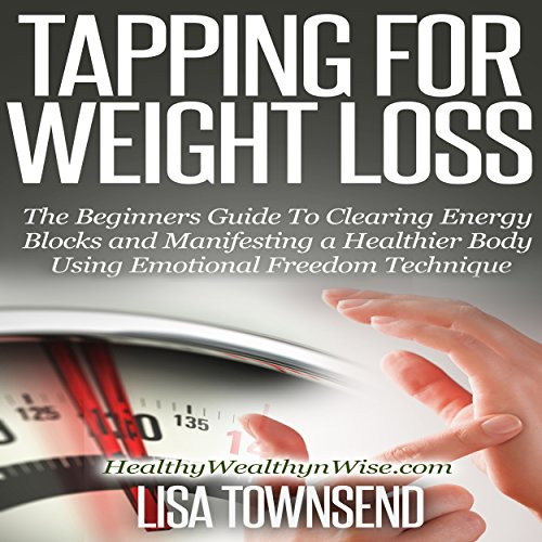 Tapping for Weight Loss audiobook cover art
