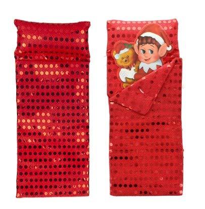 TOYLAND - Saco de Dormir con Almohada, diseño de Elfo