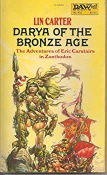 darya of the bronze age - Book #4 of the Eric Carstairs of Zanthodon