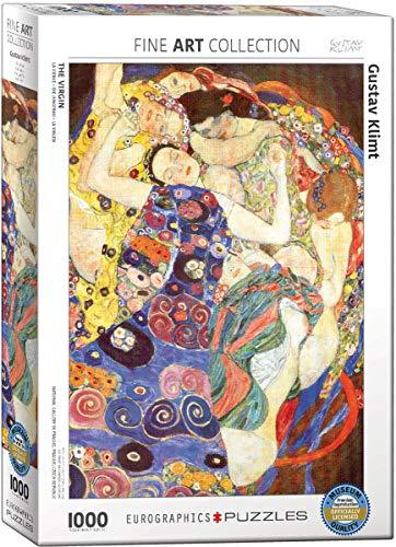 EuroGraphics EG60003693 Puzzle Die Jungfrau von Gustav Klimt