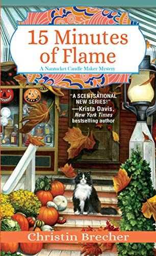 15 Minutes of Flame (Nantucket Candle Maker Mystery)