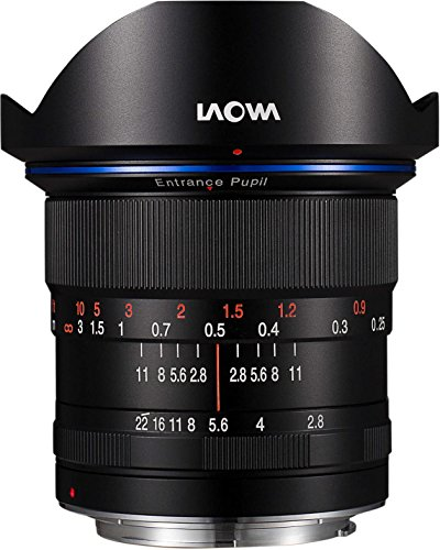 Venus Laowa 12mm f/2.8 Zero-D Lens for Nikon F