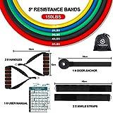 Zoom IMG-1 toshihiko elastici fitness bande elastiche