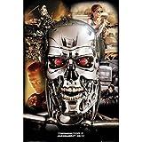 GB Eye Terminator 2Collage Maxi Poster, mehrfarbig