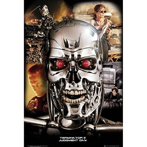 Maxi Poster Terminator 2 Collage